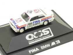 Herpa 035507 BMW M3 Sport Evolution Fina E30 Johnny Cecotto OVP
