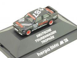 Herpa 3528 BMW M3 E30 Michael Neumeister #35 Tourenwagen DTT OVP