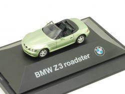 Herpa 80419421515 BMW Z3 Roadster Werbemodell Hellgrünmet  OVP