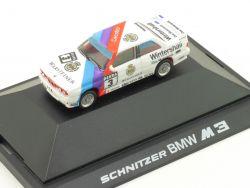 Herpa 82229417883 BMW M3 Schnitzer Cecotto Werbemodell OVP