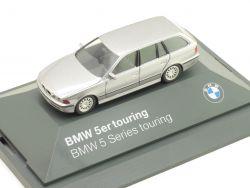Herpa 80419420694 BMW 5er Serie Touring Werbemodell Vitrine OVP