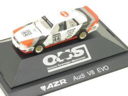 Herpa 3540 Audi V8 AZR DTM #44 Frank Jelinski Vitrinenmodell OVP
