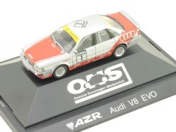 Herpa 035644 Audi V8 EVO AZR DTM #1 Frank Biela Vitrinenmod OVP