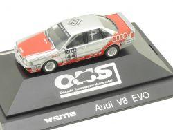 Herpa 035637 Audi V8 SMS DTM #44 Hans-Joachim Stuck Modell OVP