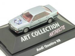 Herpa 045223 Audi Quattro V8 Art Collection Antaktis Modell OVP