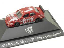 Herpa 036030 Alfa Romeo 155 Corse Team Nannini DTM 1993 OVP