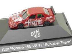 Herpa 036047 Alfa Romeo 155 Schübel Team Danner DTM 1993 OVP