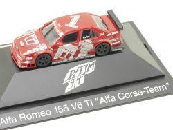 Herpa 036139 Alfa Romeo 155 Corse Team Larini DTM 1994 NEU OVP