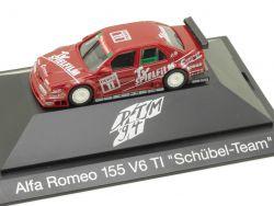 Herpa 036108 Alfa Romeo 155 Schübel Team Danner DTM 1994 OVP