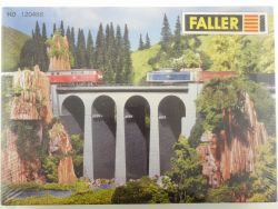 Faller 120488 Viaduktbrücke 2-gleisig Bausatz H0 Folie NEU! OVP