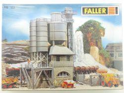 Faller 951 Altes Betonmischwerk 130951 H0 Bausatz Folie NEU! OVP