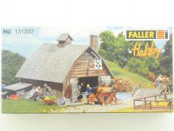 Faller 131237 Dorfschmiede für Schmied H0 Bausatz Folie NEU! OVP