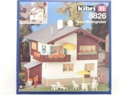 Kibri 8826 Haus Moosgruber 38826 Bausatz Modellbahn H0 NEU  OVP