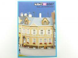 Kibri 8387 Haus am Schillerplatz 38387 Modellbahn H0 NEU! OVP