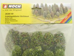 Noch 26305 Frühlingsbäume-Sortiment Modellbahn Bäume H0 NEU! OVP