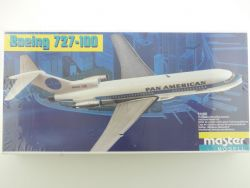 Master Modell Boeing 727-100 Plasticart Bausatz Pan American OVP