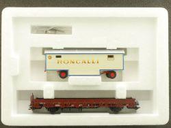 Märklin 46971 Zirkuswagen Roncalli SoMo Vedes Circus NEU! OVP