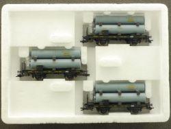 Märklin 46600 Güterwagen-Set Gaswagen KBayStsB Bayern NEU! OVP