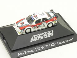 Herpa 036467 Alfa Romeo 155 Corse Team Larini #8 DTM 1995 OVP