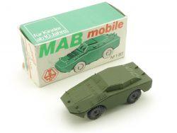 MAB Mobile SPW 40 P Panzerwagen DDR VEB Kombinat Zink! 1:87 OVP