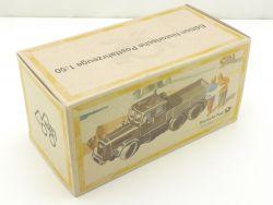 NZG 006776 Kaelble Deutsche Post Schwerlast LKW 1:50 NEU! OVP SG