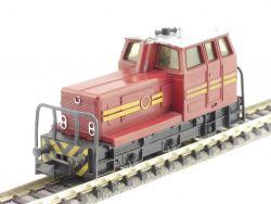 Fleischmann 7218 Diesellok DB Werkslok Spur N lesen!