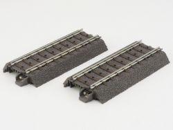Märklin 24077 2x gerades Gleis gerade Schiene 77,5mm C-Gleis