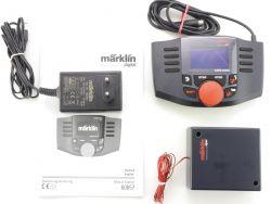Märklin 60657 Digital Mobile Station 3 Trafo Anschluss 60116