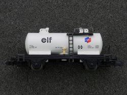 Ibertren 6359 Kesselwagen weiß elf 007.1105-7 RENFE SW N