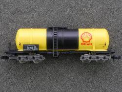 Fleischmann 8481 Kesselwagen Tankwagen Shell DB Spur N