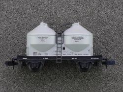 Arnold 4515 Silowagen Güterwagen Hoechst AG Ucs909 DB SW N