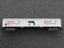 Fleischmann 8385 K Großraum-Güterwagen Bosch DB KKK SW N