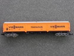 Fleischmann 8386 Großraum-Güterwagen Viessmann DB SW N