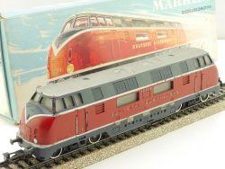 Märklin 3021 Diesellokomotive V 200 060 AC Karton 1959 OVP