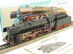 Märklin 3048.5 Dampflok BR 01 097 1965 Karton Rauchgenerator OVP
