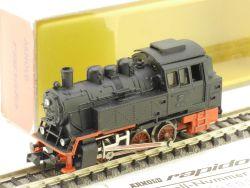Arnold 0225 Dampflokomotive BR 80 033 DB vintage 60er OVP