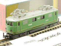 Arnold 0230 Elektrolokomotive 10027 SBB Schweiz Bastlerstück OVP