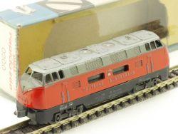 Arnold 0200 alte Diesellok V 200 001 1962 extrem selten! OVP