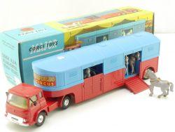 Corgi 1130 Chipperfields Circus Horse Transporter box mint!  OVP
