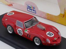 Jolly JL0385 Ferrari 250 GT Breadvan LM 1962 Davis 1:43 TOP! OVP