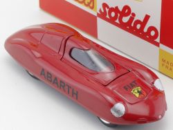 Solido 1109 Fiat Abarth 1961 Reedition Rekordauto 1:43 NEU! OVP