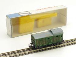 Arnold 0449 Rapido Güterzug-Begleitwagen frühe Kupplung! OVP