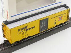 Märklin 4773 US-Güterwagen USA Box Car railbox Blechwagen NEU OVP