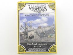 Woodland Scenics TS 153 Otis Coal Company Ungebaut MIB  OVP