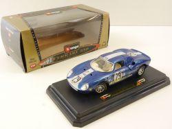 Bburago 1506 Burago Ferrari 250 LM Sebring 1965 1:24 TOP! OVP
