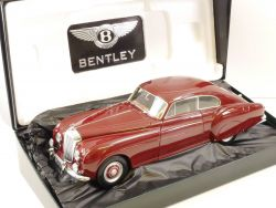 Minichamps Bentley R-Type Continental 1954 model car 1:18 TOP! OVP