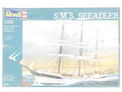 Revell 5473 SMS Seeadler Kriegsmarine 1/232 Plastic Kit NEU! OVP