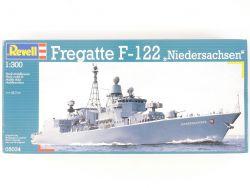 Revell 05034 Fregatte F-122 Niedersachsen 1/300 Kit NEU! OVP