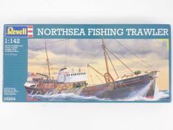 Revell 05204 Northsea Fishing Trawler Fischtrawler 1/142 NEU OVP