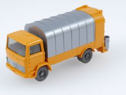 Wiking 1147/2 A MB 1317 Müllwagen KUKA 70er Kommunal